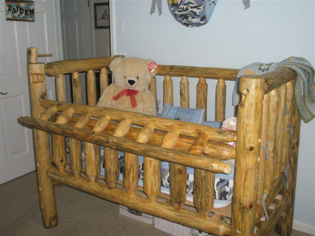 Crib Porch Swing